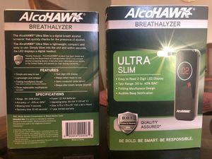 AlcoHAWK Breathalyzer for Sale in Elmendorf, TX