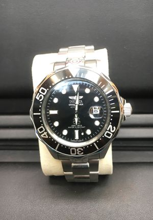 Invicta Men's 47MM Grand Diver AUTOMATIC NH35 Black Dial S.S Bracelet Watch for Sale in Littleton, CO