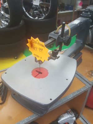 Craftsman scroll saw for Sale in Austin, TX