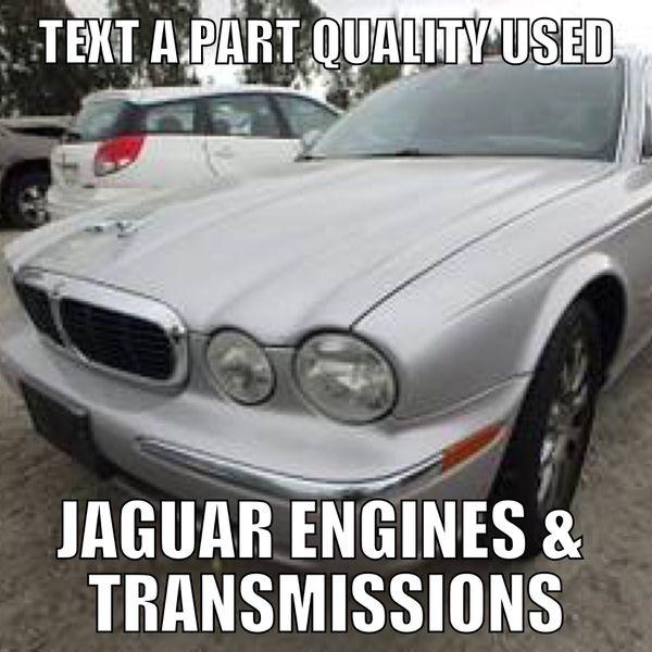 Jaguar Engines & transmissions all years & models