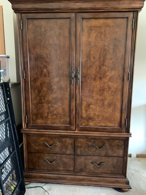 Armoire Dresser for Sale in Columbus, OH