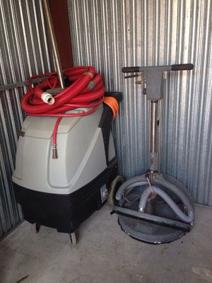 COMPLETE TILE & GROUT CLEANING EQUIPMENT PACKAGE for Sale in Boca Raton, FL