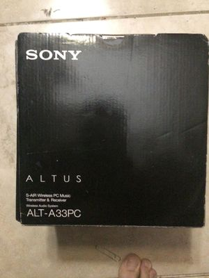 Sony Altus for Sale in FL, US