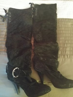 Thigh high boots for Sale in Goodlettsville, TN