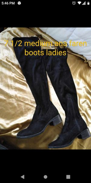 Ladies boots for Sale in GLMN HOT SPGS, CA