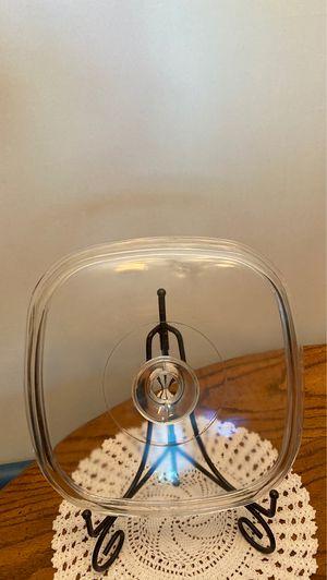 Vintage Pyrex glass Lid for Sale in N MARTINSVLLE, WV