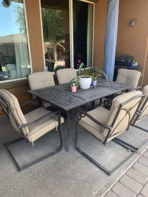 Outdoor patio furniture for Sale in Mesa, AZ