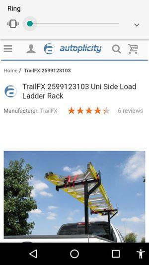 TrailFX ladder rack for Sale in Las Vegas, NV
