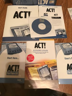 ACT! Instantly access every contact detail for Sale in Parma, OH
