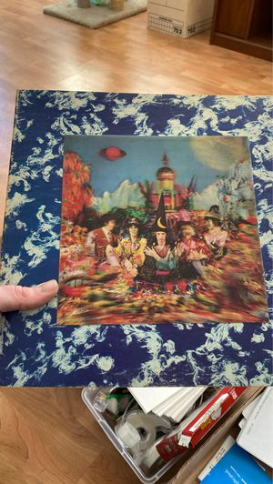 "Their satanic majesturs request ""Rolling Stones"" original 33 vinyl record for Sale in Mountlake Terrace, WA"