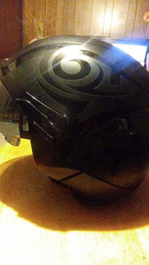 Scorpionexd Helmet