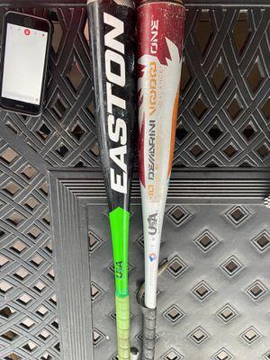 2 USA baseball bats for Sale in Old Bridge Township, NJ