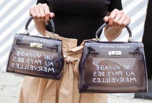 Super Stylish Clear PVC style hand bag! Shoulder bags! for Sale in Phoenix, AZ
