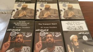 6 dvds of Islamic lectures for Sale in Philadelphia, PA