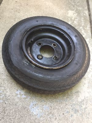 Deestone Trailer Tire 4.80 - 8 for Sale in Bell, CA