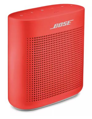 Bose® SoundLink Color Wireless Bluetooth Speaker II - Red for Sale in DC, US