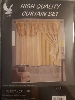 Curtain Sets for Sale in Azusa, CA