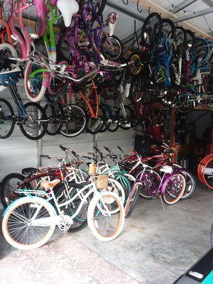 Bikes bikes bikes. 29inch 27.5 inch 26inch. 24 inch for Sale in Ruskin, FL