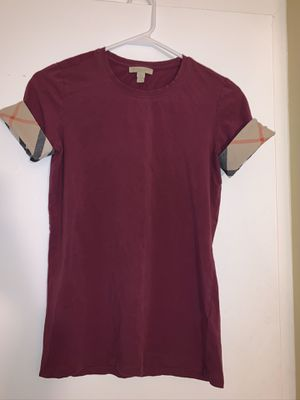 Burberry Brit Shirt for Sale in Willingboro, NJ
