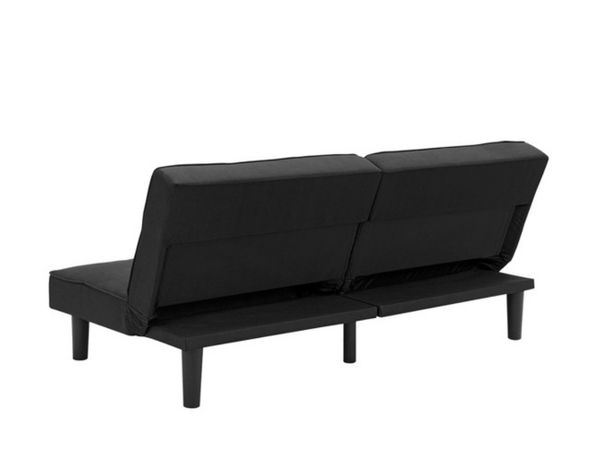 Target Black Futon Couch