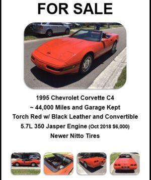 1995 Chevy Corvette for Sale in Largo, FL