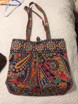 Authentic Vera Bradley Hand Bag for Sale in FL, US