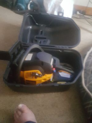 "POULAN PRO 18"" 42CC CHAINSAW for Sale in Portland, OR"