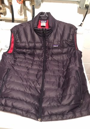 Patagonia large vest for Sale in Wauwatosa, WI