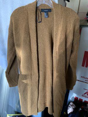 Brown formal cardigan for Sale in Los Angeles, CA