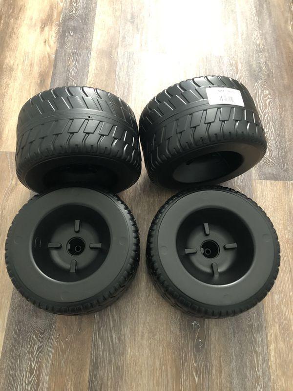 Power wheels tires