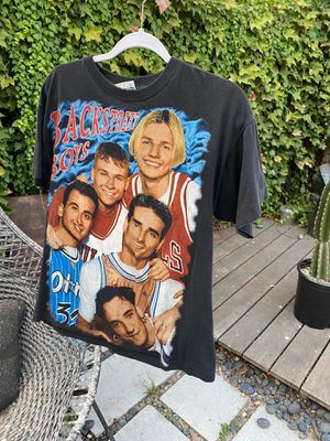 1990s SINGLE STITCH BACKSTREET BOYS TEE for Sale in West Hollywood, CA