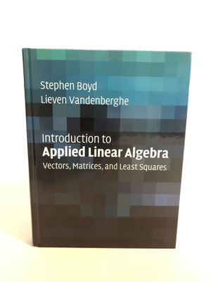 Introduction to Applied Linear Algebra for Sale in Coral Gables, FL