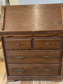 Folding Secretary Desk for Sale in Seattle,  WA