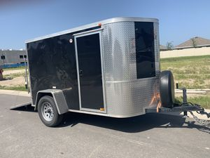 Champion 5' x 8' Enclosed Cargo Trailer for Sale in Tampa, FL