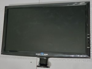 """Security Tronix 18.5"""" TFT LCD Monitor for Sale in Corona, CA"""