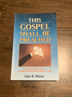 The Gospel Shall Be Preached for Sale in Sun City, AZ