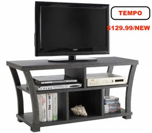 Draper Tv Stand, Grey for Sale in Midway City, CA