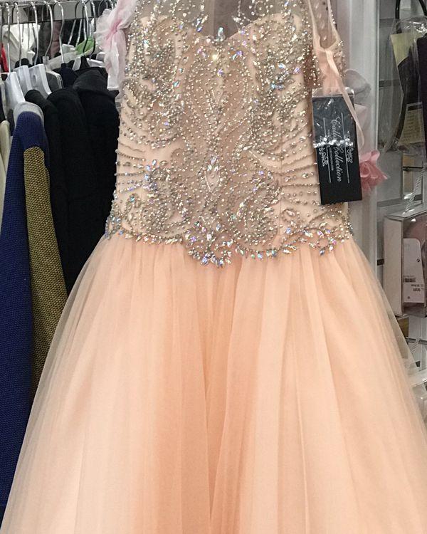 Quinceanera Ball Dress