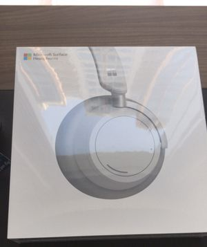 Sealed (never used) Microsoft Surface Headphones for Sale in Seattle, WA