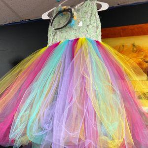 Unicorn Dress for Sale in Yucaipa, CA