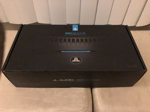 JL Audio 900 watt 5 channel Amplifier for Sale in San Francisco, CA