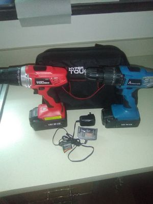 18v cordless drills for Sale in Holts Summit, MO