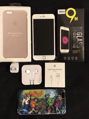 iPhone 6S Plus 16GB Rose 🥀 Gold Unlocked for Sale in Phoenix, AZ