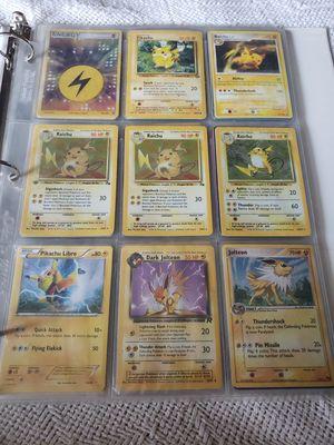 Pokemon Cards! Eevee, Eeveelutions and Others for Sale in Phoenix, AZ