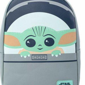 Disney Baby Yoda Backpack for Sale in Covina, CA