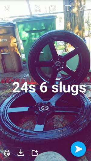 Rims 24 for Sale in Austin, TX