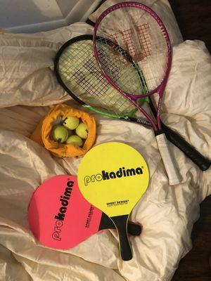 Tennis Rackets for Sale in Pompano Beach, FL