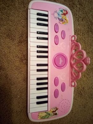 Disney Princess Piano for Sale in San Angelo, TX