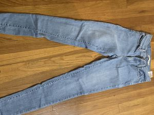 Light wash Levi's size 26 for Sale in San Jose, CA