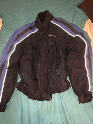Firstgear Kilimanjaro large black/blue jacket for Sale in Portland, OR